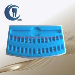 Стоматологическая ортодонтические Китая производство Сой керамические Ligating Avtive на кронштейн