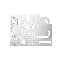 Het Aluminium die van de hoogste Kwaliteit//Laser stempelen machinaal bewerken die CNC de Plaat van het Metaal van het Blad snijden