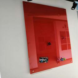 Cristal personalizado seco magnético borra la tabla