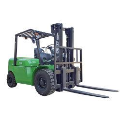 Snelle Diesel van de Prijs van de Fabriek van de Levering Nieuwe Hydraulische Vorkheftruck 3 Ton 5 Ton 7 Ton 8 Ton de Vorkheftruck van 10 Ton met Japanse Motor, ZijVerschuiving en Ce