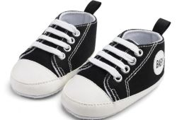 Novo Estilo de boa qualidade calçado infantil Calçado de bebé