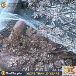 China nuevo tejido bordado para accesorios