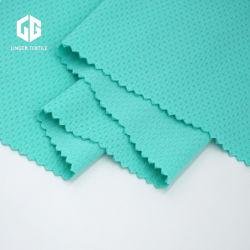 Gewebe Wholesales Polyester-Breathable Ineinander greifen-Gewebe für Sportkleidung