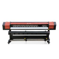 Печатающая головка Форматная цифровая текстильная струйная экономичная машина для лотттера с растворителем Принтер XP600 DX5 I3200 E1 5113
