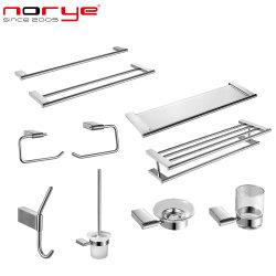 Venda a quente Norye Banho Comercial Conjunto de acessórios de aço inoxidável para Hotel Casa de Banho Pública
