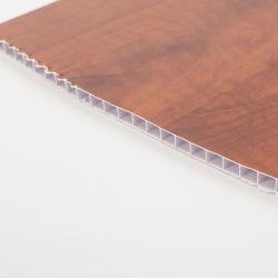 Corrosive-Resistant Panel de la Junta de tamaño estándar de laminados decorativos azulejos de techo de PVC ignífugo para instalación