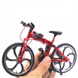1/10 سبيكة يطوي درّاجة محاكاة نموذج درّاجة نموذج