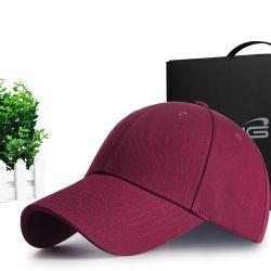 新しい決め付けられたスポーツの帽子男女兼用の身に着けている様式屋外の日曜日の帽子の野球帽