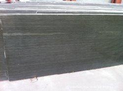 A China com jacto de areia de granito verde de madeira/Polidos/aperfeiçoou/Flamed Lajes de pedra de granito piso de azulejos e revestimento de paredes e bancadas de trabalho