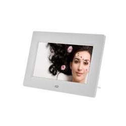 7 polegadas LCD Digital Photo Frame de Vídeo LCD Ecrã