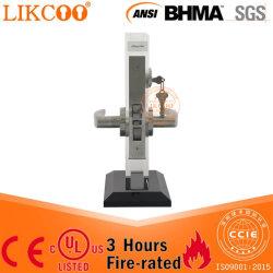 Serrure de porte en métal homologuée au feu ANSI avec certificat UL (ML024)