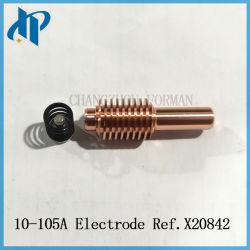 電極参照 FM2220842 プラズマ切断トーチ消耗品 45-105A