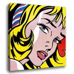 Le Pop Art Peinture d'huile (A010)