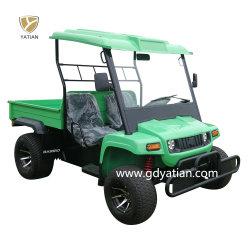 편안한 의자 배터리 구동 유틸리티 전기차 팜 트럭