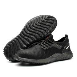 드롭배송 캐주얼 여름 유행하는 고무 경량 가격 안전 신발