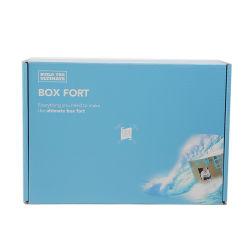 Hot vender barato Kraft, Tarjeta de presentación de Cartón Ondulado Embalaje Caja de envío