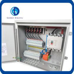 Photovoltatic 1000V солнечной распределительной коробки PV Array 24 Строка Поле объединения постоянного тока DC AC коммутации в салоне