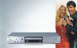 MIDI караоке DVD плеер с 30000 композиций
