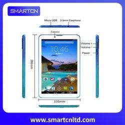 7 pouces de haute qualité MT8321 Android7.0 Tablet PC 1027*600 téléphone double SIM comprimé d'appel