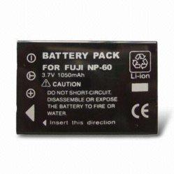Digitalkamera-Batterie der Abwechslungs-3.7V für Olymp LI-60B