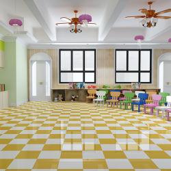 China Golden Menufacturer diferentes patrones de alimentación de PVC piso de vinilo