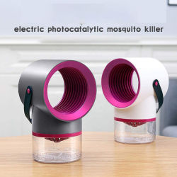 O design especial do céu estrelado Mosquito Killer pequena lâmpada Trap Mosquito Portátil
