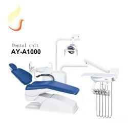 용 모터 금속 프레임이 있는 강철 부품 치과용 의자 프레임 치과 의자