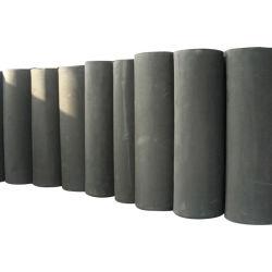 مواد إسفنجية EVA باللون الأسود لتصنيع الأحذية في اللفات