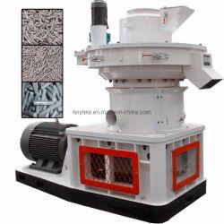 machine à granulés de bois qui Appuyez sur la sciure de bois en granulés de 8 mm pour la gravure
