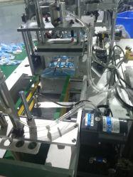 Полностью автоматическая фальцовка Earloop маску для лица принятия решений производственной линии