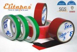 Elitape OEM Nb BOPP 아크릴 자동 접착 포장 Cinta 테이프 또는 문구용품 테이프 또는 덕트 테이프 또는 보호 테이프 또는 두 배 측 테이프 또는 알루미늄 테이프 또는 덮기 포일