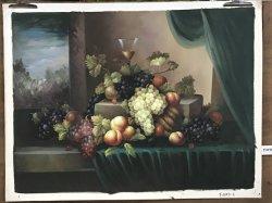 الفن اليدوي الكلاسيكية لا تزال الحياة الزيت اللوحة على قماش