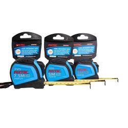 FixTec ABS Metrisch en inch meetlint