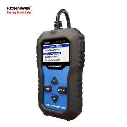 Auto-volles Systems-Scanner Konnwei Kw350 OBD2 Selbstdiagnosehilfsmittel X431 für SitzSkoda Audi VW