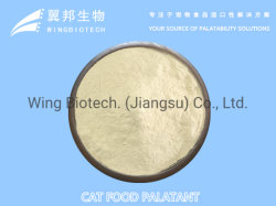 Hidrolisado de frango para gatos Palatant, pó palatabilidade Enhancer para melhorar o sabor dos alimentos