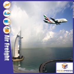 UAE International Logistics Express への専用線 DDP サービス