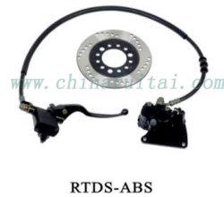 Freno de disco de motocicletas de RTD (ABS).