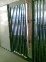 De zonne Water verwarmer-Gescheiden Kola's Keymark van de Pijp van U van de Druk ZonneKeymark Sabsx (SUNPOWER) Zonne van de Collector SABS