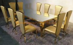 1.8 Messinstrument-Konferenzzimmer-Stuhl-rechteckiges Hochzeits-Gaststätte-Hotel-Bankett-Speisetisch für Ereignis