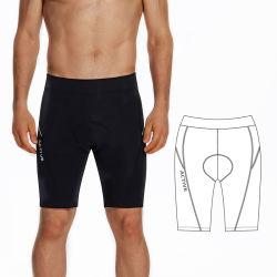 Shorts riempiti 3D di riciclaggio asciutti rapidi delle calzamaglia della bici di Shorts degli uomini