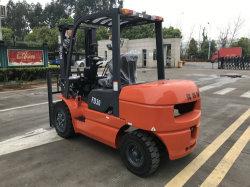 Rumlift 3 طن ناقل الحركة اليدوي شاحنة رافعة شوكية سعر أرخص