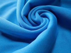 Polyester-Textilpikee-Ineinander greifen-strickendes Gewebe 100% für Polo-Hemden Sportwear