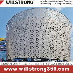 천장 건축을%s 관통되는 알루미늄 합성 위원회