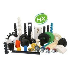 Fora do modo personalizado de pequenas peças plásticas, partes separadas maquinado CNC, Autopeças, usinagem de peças de viragem de moagem, Peças de plástico