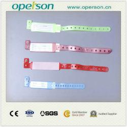 Одноразовые пластиковые ID Идентификационный браслет матери и ребенка диапазона