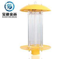 Sonnenkollektor-Garten-Abbruchs-Moskito-helle Insekt-Tötung-Solarlichter mit LED-Licht