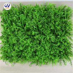 Para interior y exterior Césped Artificial de la planta ornamental de la pared falsa pared colgantes para decorar las falsificaciones de hierba de la planta Mat