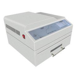 Forno de refluxo de Desktop Puhui T937, LED SMT Reflow Forno T-937m