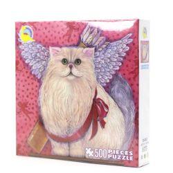 Photo personnalisée de gros carton Jigsaw Animal Mini Puzzle de papier