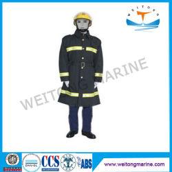 L'équipement de lutte contre les incendies Marine Fire Fighting Combinaison ignifuge